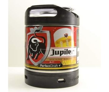 Jupiler Perfect Draft vat - 6l