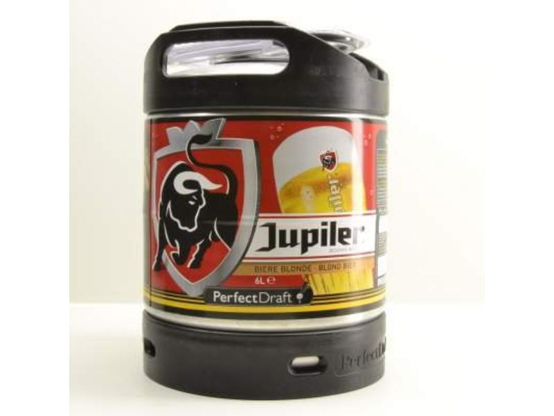 F Jupiler Perfect Draft fass