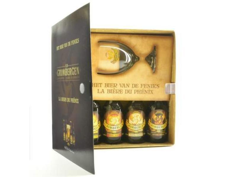 C Grimbergen Boek Bier Geschenk