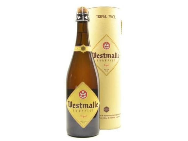 C Westmalle Tripel Bier Geschenk