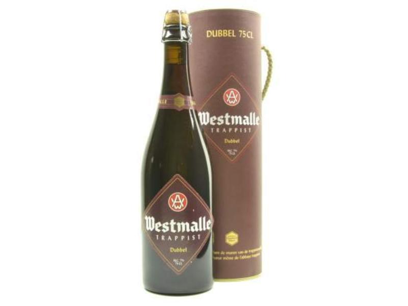 C Coffret cadeau Westmalle Double