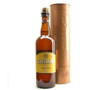 Chimay Weiss Bier Geschenk