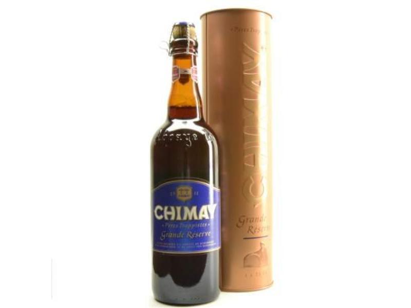 C Chimay Blau Biergeschenk