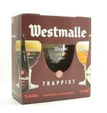 C Westmalle Gift Pack (2x33cl + gl)