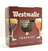 C Westmalle Bier Geschenk (4x33cl + 2xgl)