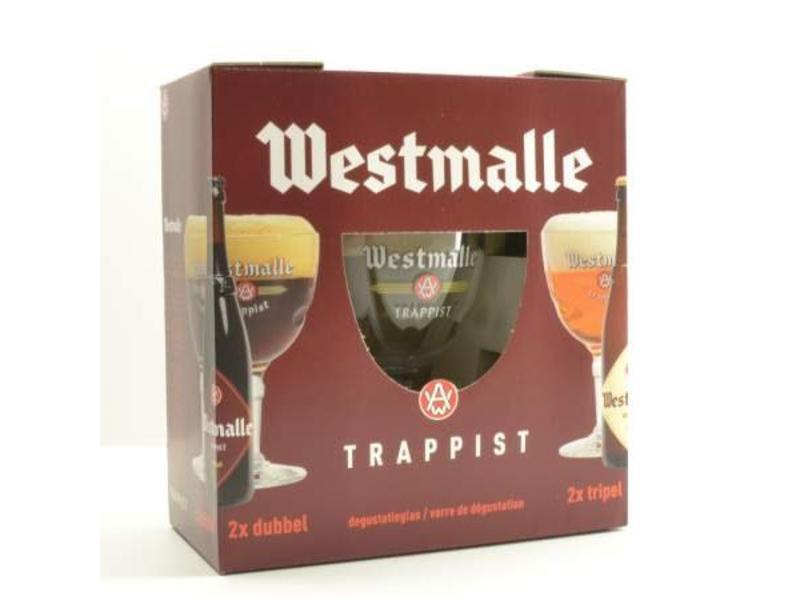 C Coffret cadeau Westmalle