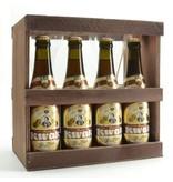 C Pauwel Kwak Bier Geschenk (4x33cl + Doppel glass)