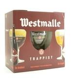 C Westmalle Bier Geschenk (6x33cl + gl)