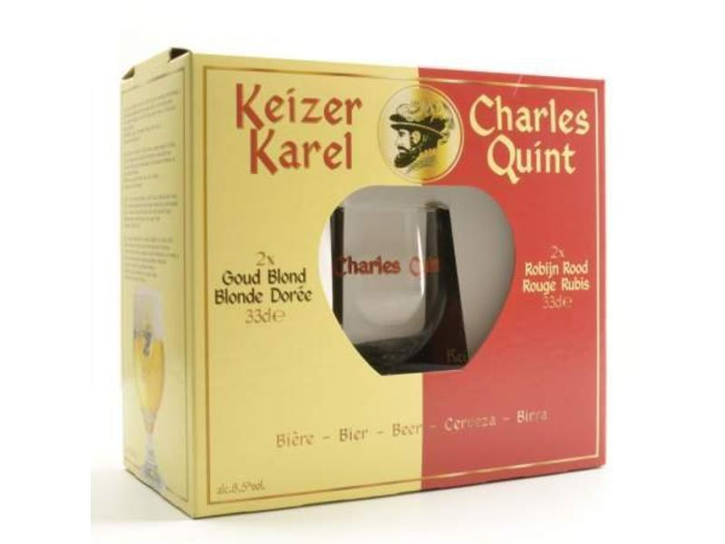 C Keizer Karel Gift Pack