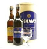 C Chimay Bier Geschenk (2x75cl + 1xgl)
