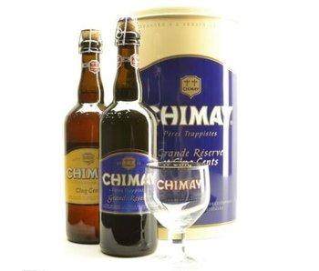 Chimay Bier Geschenk (2x75cl + 1xgl)