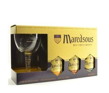 Maredsous Bier Geschenk (Glas)