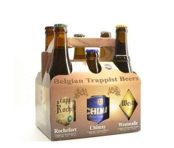 Belgian Trappist Bier Geschenk