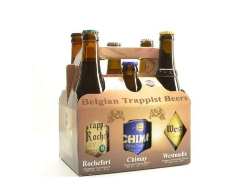 C Belgian Trappist Beers Gift Pack