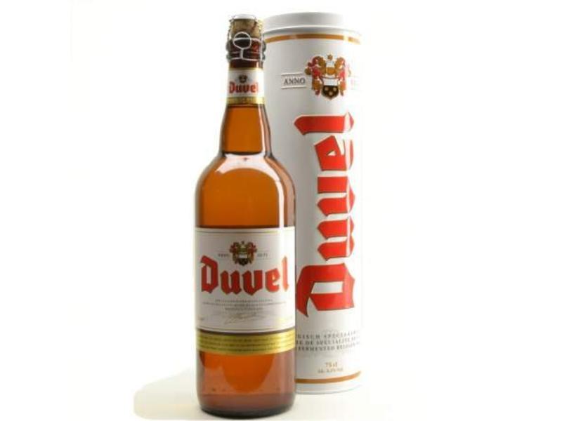 C Duvel Biergeschenk