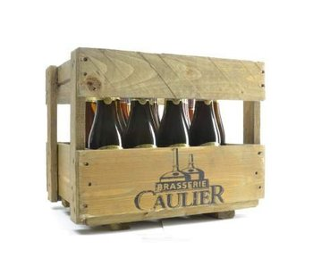 Tongerlo Wooden Beer Gift