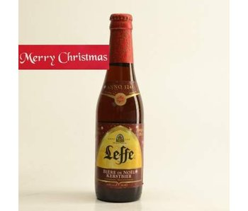 Leffe Weihnachtsbier - 33cl
