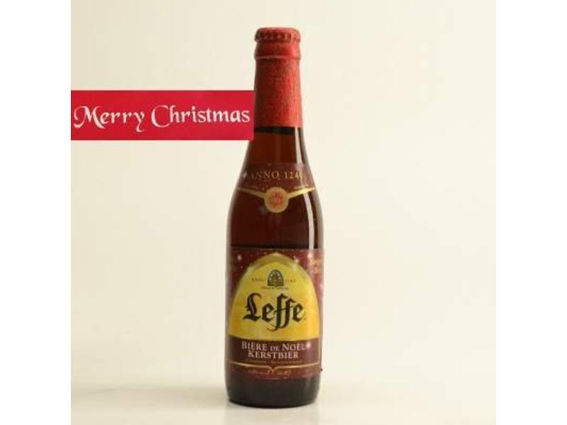 A Leffe Weihnachtsbier (Winter)