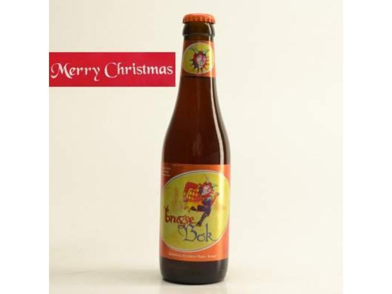 A Brugse Zot Bok Weihnachtsbier