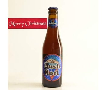 Bush de Noel Weihnachtsbier - 33cl