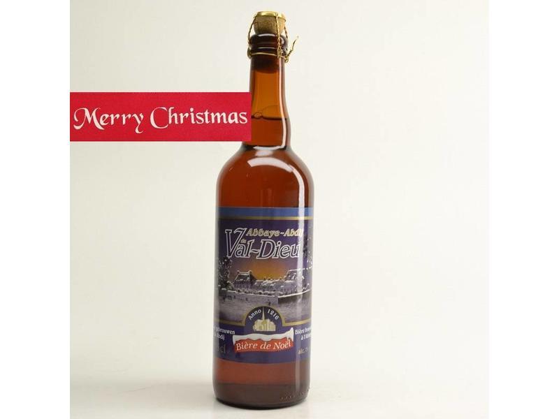 B Val Dieu Biere de Noel Christmas