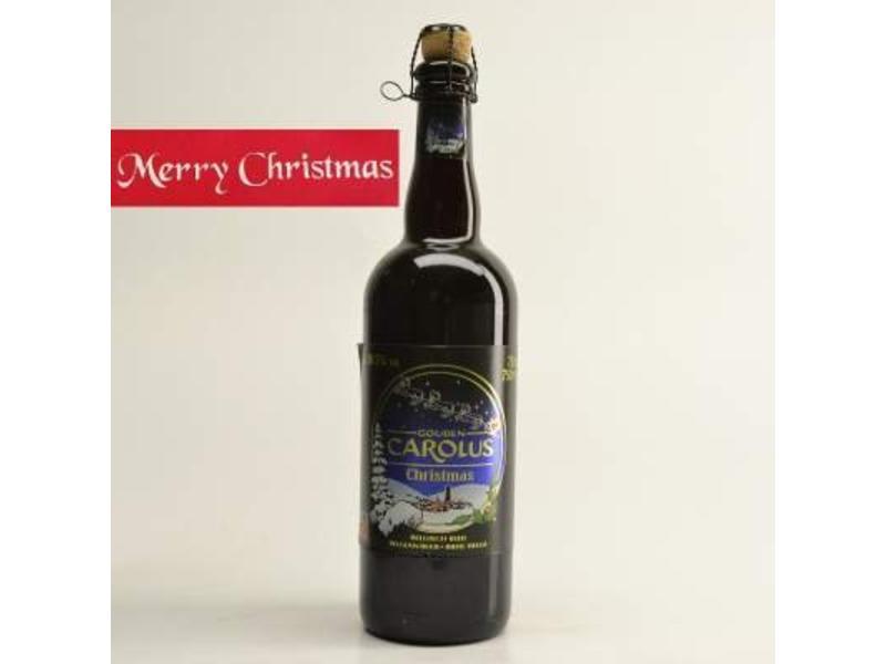 B Gouden Carolus Weihnacht