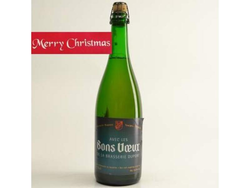 B Bons Voeux Weihnachtsbier