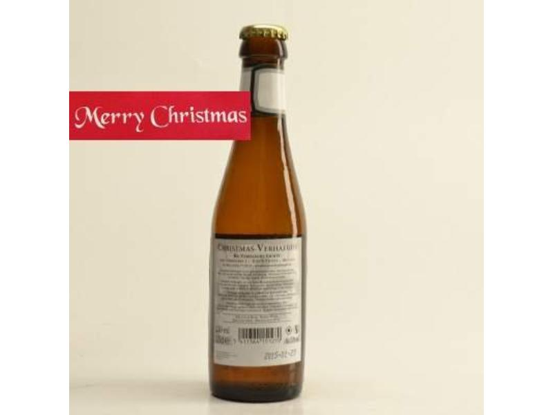 A Christmas Verhaeghe Weihnachtsbier