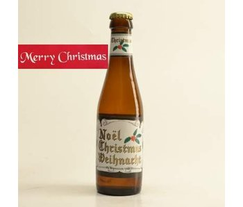 Christmas Verhaeghe Weihnachtsbier - 33cl
