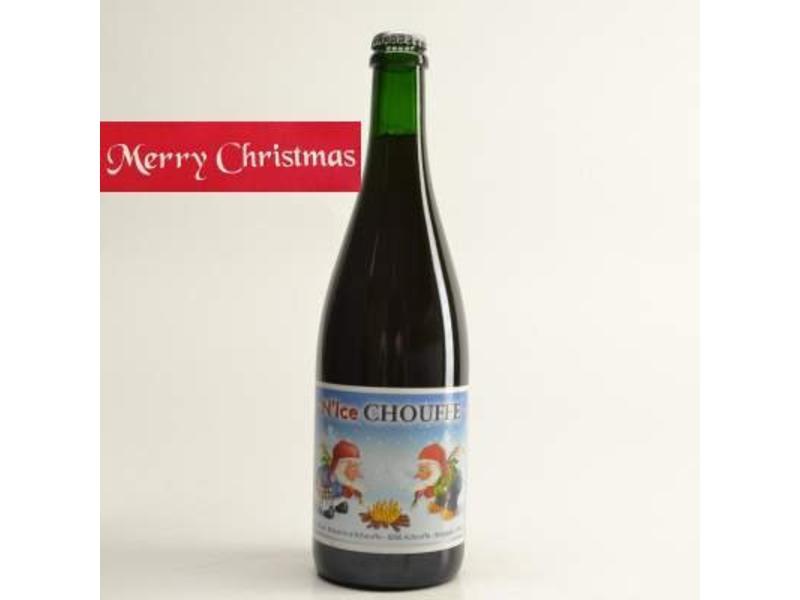 B N'Ice Chouffe Weihnachtsbier
