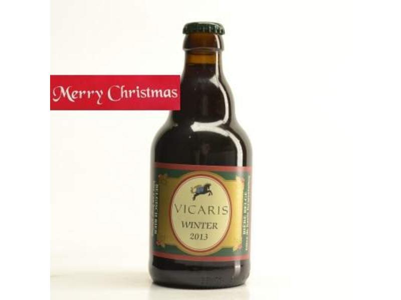 A Vicaris Winter Christmas