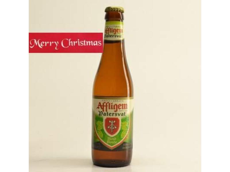A Affligem Patersvat Christmas