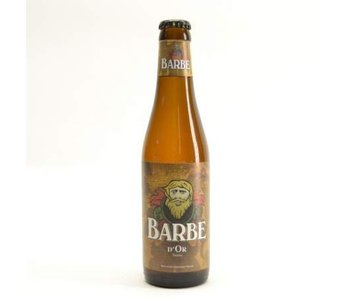 Barbe d'Or - 33cl