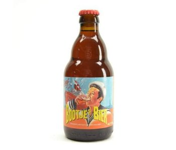 Bootjesbier Beer - 33cl