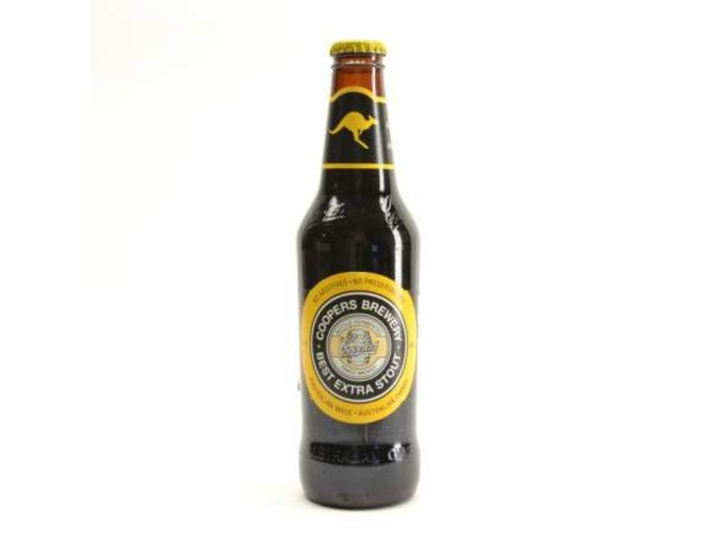 A Coopers Best Extra Stout