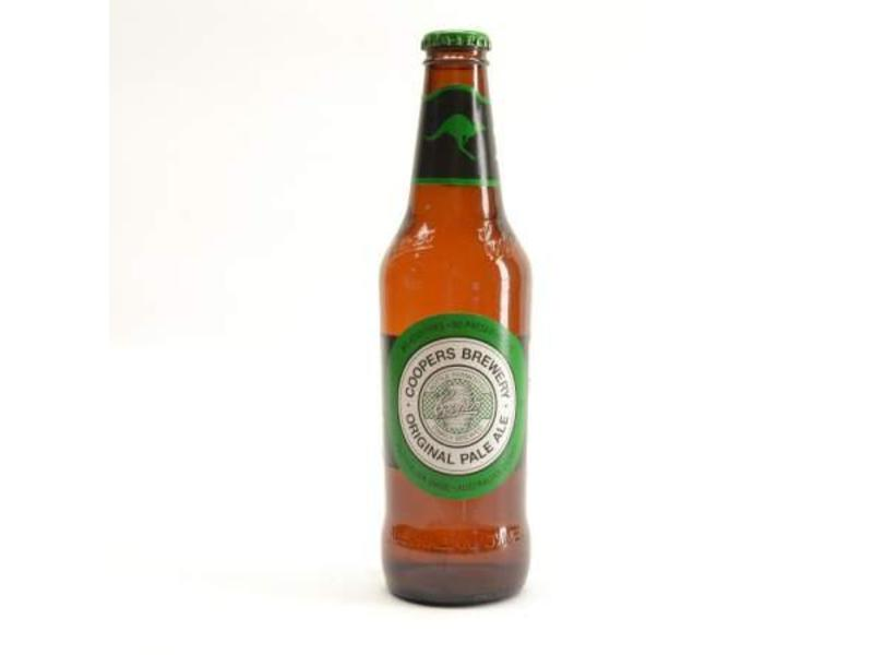 A Coopers Original Pale Ale