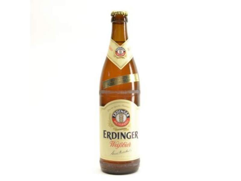 A Erdinger Weissbier