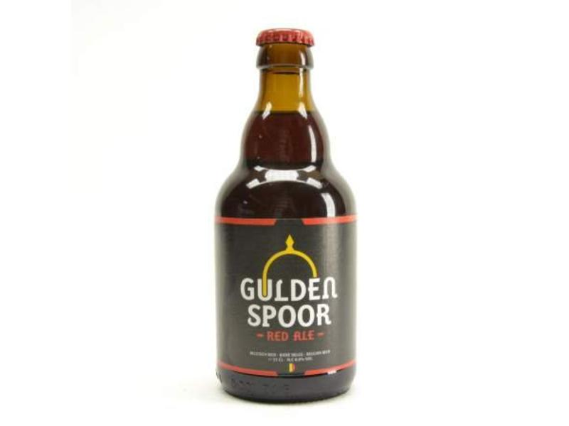 A Gulden Spoor Red Ale