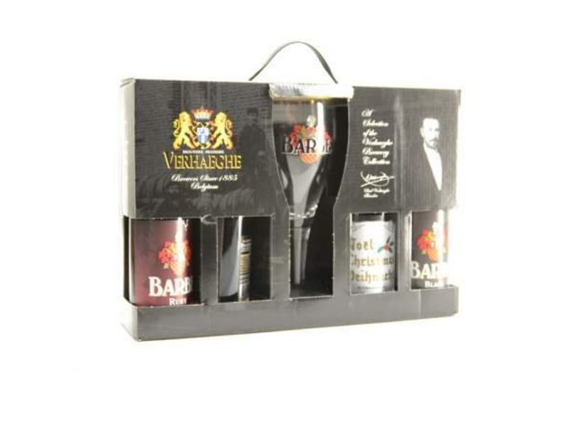 C Barbe Bier Geschenk