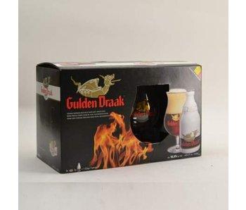 Coffret cadeau Gulden Draak (6x33cl + gl)