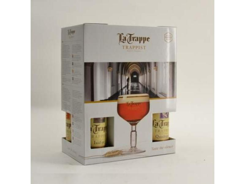 C La Trappe Bier Geschenk