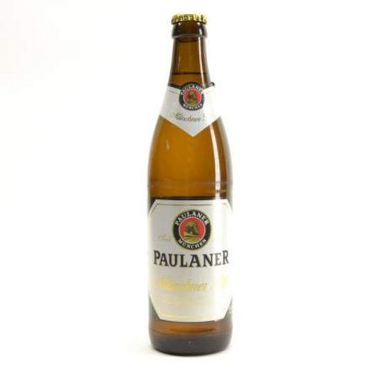 Paulaner Munchner Pils - 50cl - Buy beer online (DE) - Belgian Beer Factory