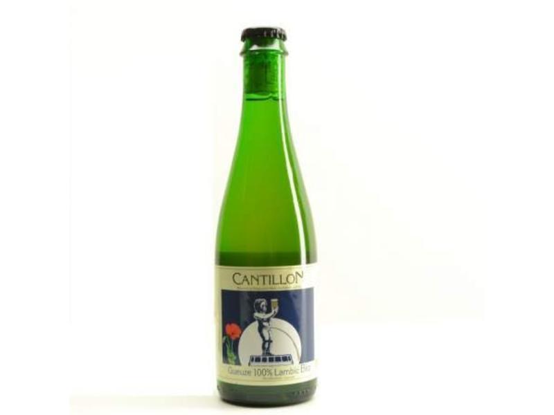 A Cantillon Gueuze (100% Lambic Bio)