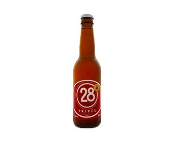 Caulier 28 Tripel - 33cl