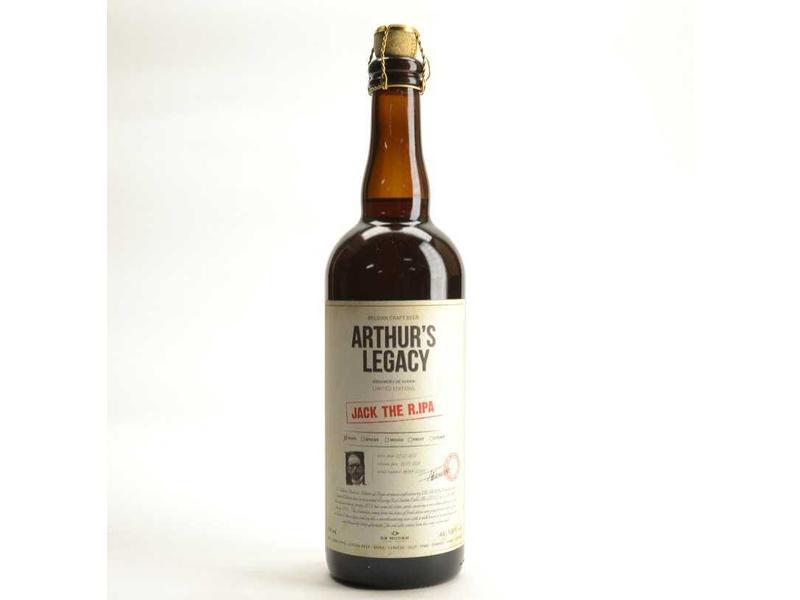 B1 Arthurs Legacy Jack The Ripa