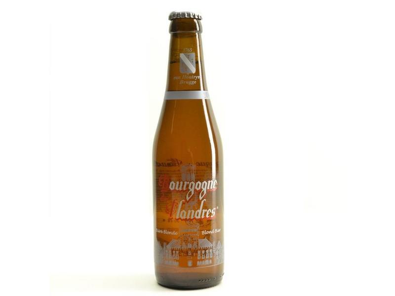 A1 Bourgogne Des Flandres Blond