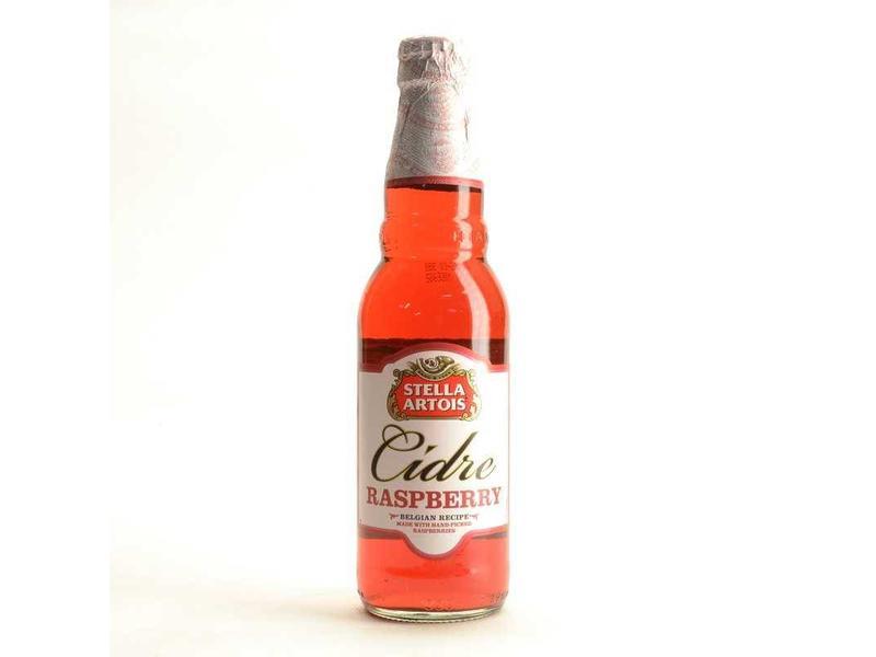 A1 Stella Artois Cidre Raspberry
