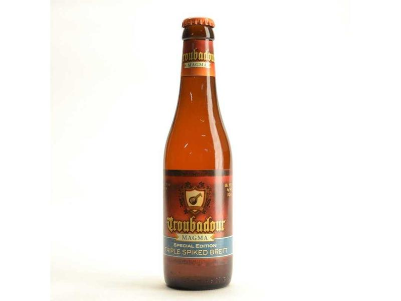 A1 Troubadour Magma Tripel Yeast Special