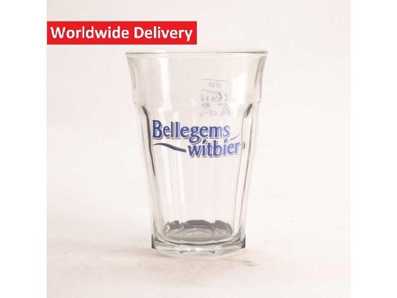 G1 Bellegems Witbier Glas