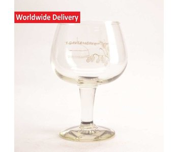Gaverhopke Beer Glass - 33cl